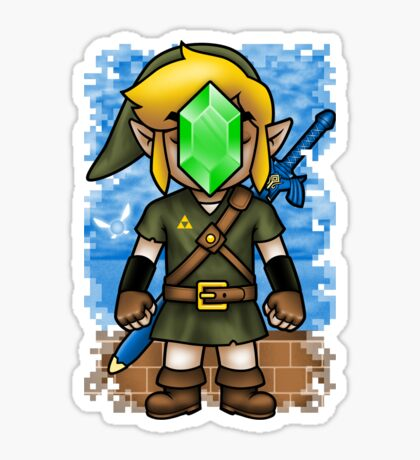 Son of Hyrule Sticker