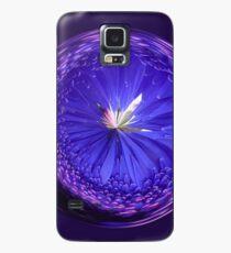 Fantasy Galls Orb in Blue Case/Skin for Samsung Galaxy
