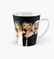 Barbra Streisand TOUR 2016 HARTA3 Tall Mug