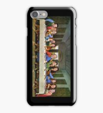 Musical Theatre Last Supper iPhone Case/Skin