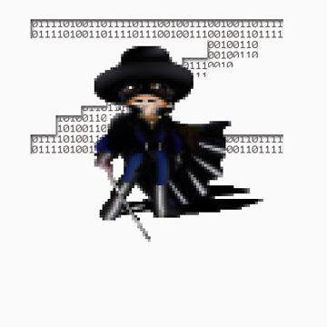 16 Bit Zorro by luvthecubs