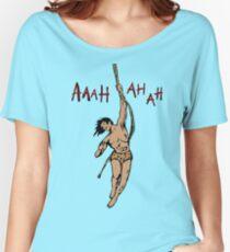 Tarzan Women's Relaxed Fit T-Shirt