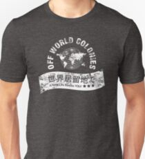 Blade Runner Off World Colonies T-Shirt