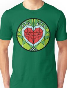 Stained Heart Container T-Shirt