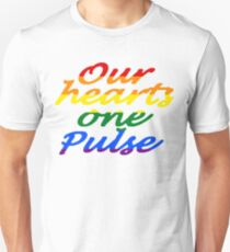 Sayword!, Our hearts one Pulse lgbtq T-Shirt