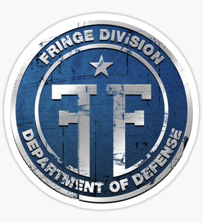 Fringe Division Sticker
