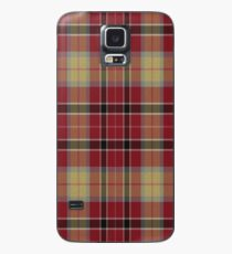 02761 St. Joseph County, Indiana  Fashion Tartan  Case/Skin for Samsung Galaxy