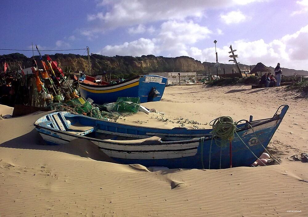 Trafaria, Portugal. von GODLING