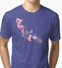 Mew in Flight Tri-blend T-Shirt