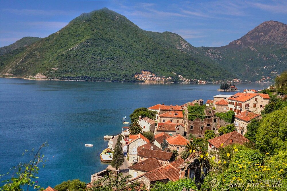 Perast..Montenegro  ( ENLARGE )  by John44