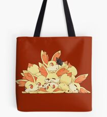 Fennekins Tote Bag