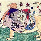 Fire Hydrant Dog by pinkyjainpan