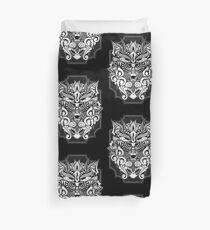 Maorian Wolf Duvet Cover