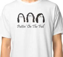 Hanson Brother's Puttin On The Foil Classic T-Shirt