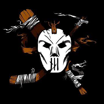Masked Chaos by CTibbits