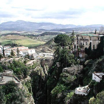 Ronda, Spain von GODLING