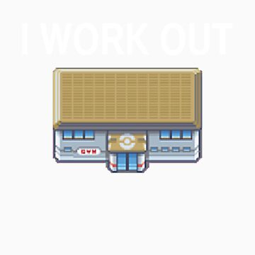 I work out by NJBandCentral
