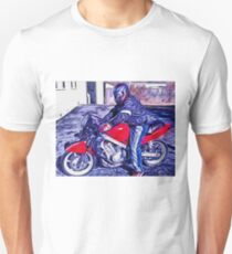 Learn How To Ride Unisex T-Shirt