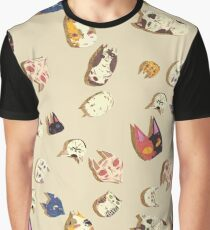 Cats and cats and cats Graphic T-Shirt