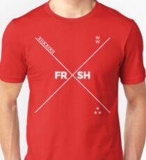 FRXSH XIIXXIXII [White] | FRESH THREADS T-Shirt