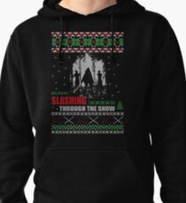 The Walking Dead - Michonne Ugly Christmas Sweater! Pullover Hoodie