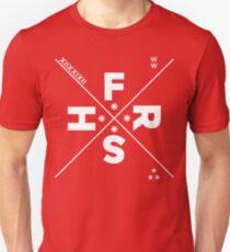 FRXSH STAR XIIXXIXII [White] | FRESH THREADS T-Shirt