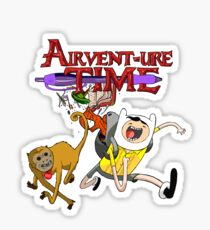 Airvent-ure Time Sticker