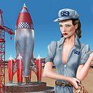 Strong Women by Paul Fleet