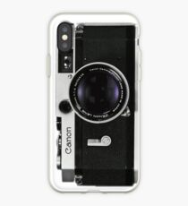 Vintage Canon Rangefinder iPhone Case