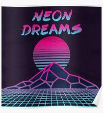 Neon Dreams  Poster