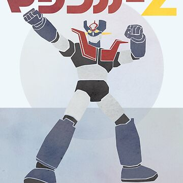 Mazinger-Z! by birthdaywarrior