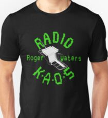 Roger Waters Radio Kaos Unisex T-Shirt