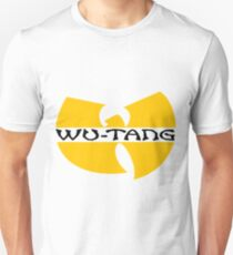 wutang clan yellow Unisex T-Shirt