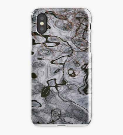 The Maze of Time and Trees iPhone Case/Skin