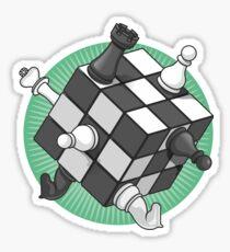Rubik's chess Sticker