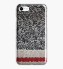 Lumberjack Knit iPhone Case/Skin