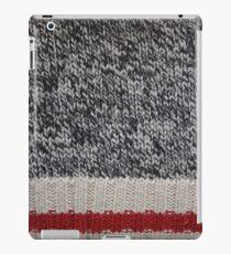 Lumberjack Knit iPad Case/Skin