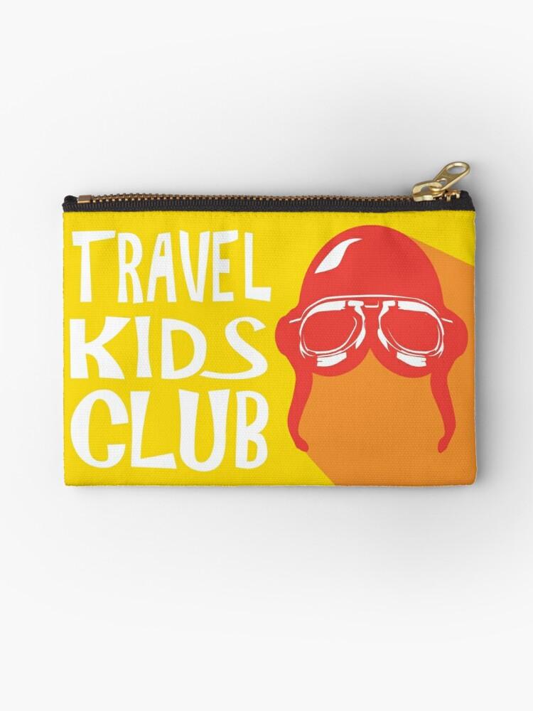Travel Kids Club Merch by Serena Star Leonard
