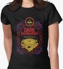 #DarkTournament1993 Where were you? Women's Fitted T-Shirt