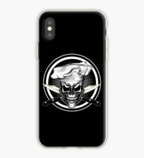 Chef Skull  iPhone Case