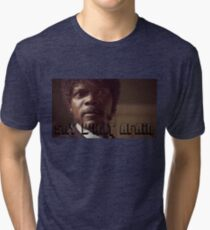 Pulp Fiction Say What Again Jules Tri-blend T-Shirt