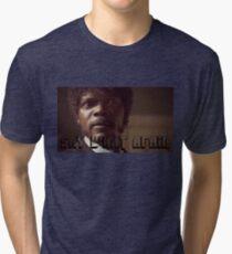 Pulp Fiction Say What Again Jules Tri-blend T-Shirt