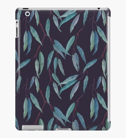 Eucalyptus leaves iPad Case/Skin