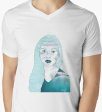 Ocean Portrait Men's V-Neck T-Shirt