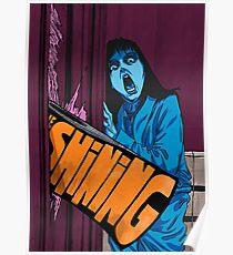 The Shining - Bathroom Blues Poster