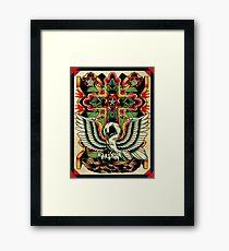 Rosicrucian Framed Print