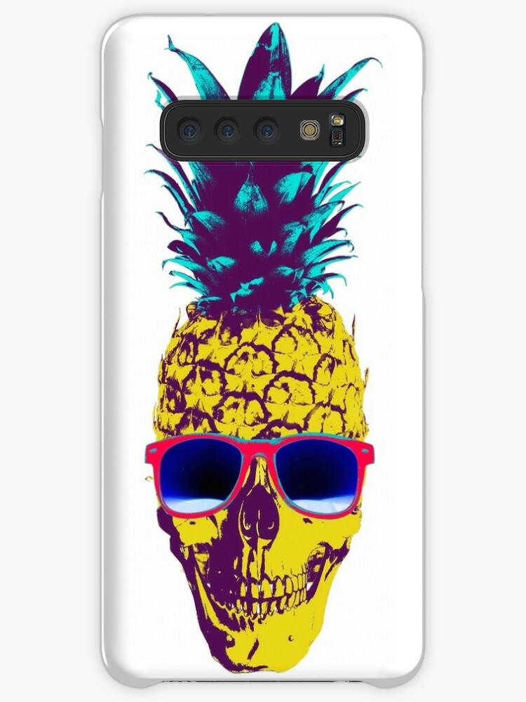 Pineapple Skull von HilaryHeffron