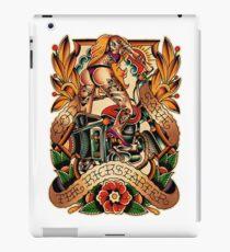God Save the Kickstarter iPad Case/Skin