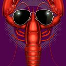 COOL LOBSTER by MEDIACORPSE