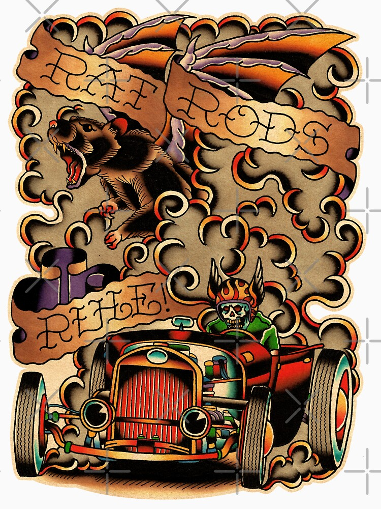 Rat Rods Rule by chuckcarvalho